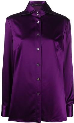 Gianfranco Ferré Pre Owned 1990s Button Up Shirt