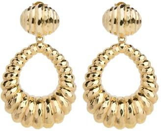 Coco & Kinney Detachable Diane Earring in Gold