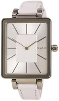 Nixon Women's Tahlia A273100 Leather Quartz Watch