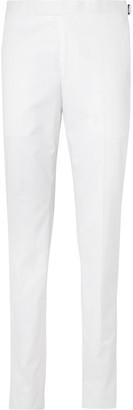 Richard James Slim-Fit Cotton-Twill Suit Trousers