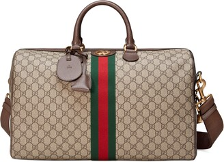 Gucci Ophidia GG medium carry-on duffle