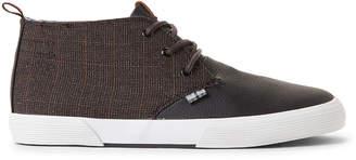 Ben Sherman Black Bristol Chukka Sneakers