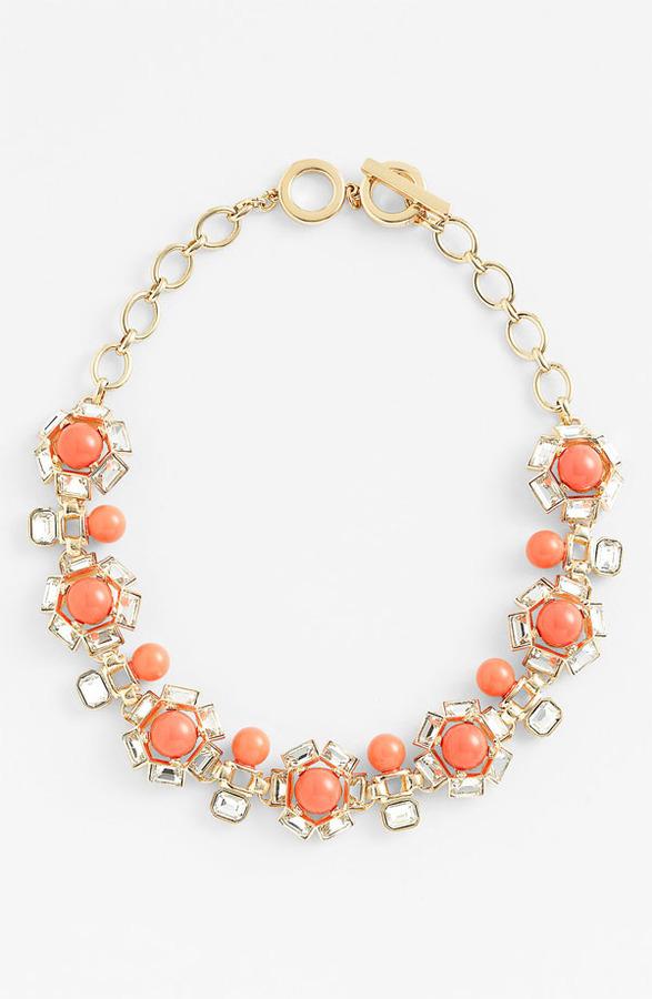 Anne Klein 'Sorbet' Collar Necklace