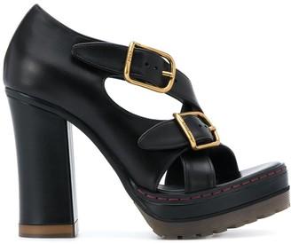 Chloé Daisy platform sandals