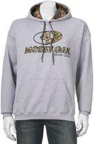 Men's Mossy Oak Camo Logo Lined Hoodie