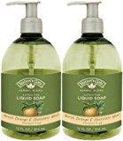 Nature's Gate Organic Liquid Hand Soap - Neroli Orange & Chocolate Mint - 12 oz - 2 pk