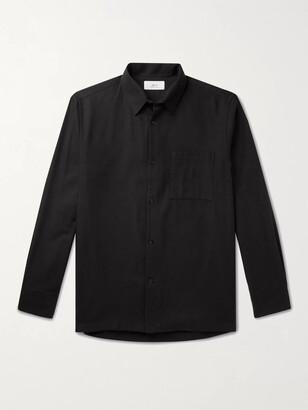 Mr P. Cotton And Cashmere-Blend Shirt