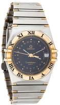 Omega Constellation GMT Watch