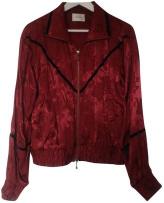 Gestuz Red Viscose Jackets