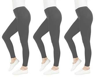 FM London Women's Casual Leggings