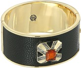 House Of Harlow Art Deco Hinge Bracelet