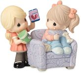 Precious Moments Where Would I Be Without You 2 Friends Figurine