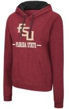 Colosseum Florida State Seminoles Women's Genius Hooded Sweatshirt
