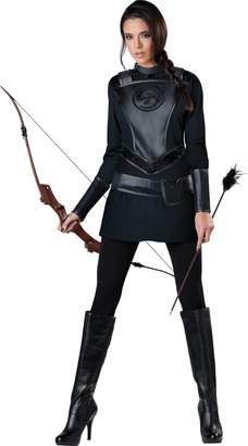 Incharacter Costumes Women's Warrior Huntress Costume