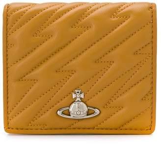 Vivienne Westwood Orb logo wallet