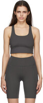 Thumbnail for your product : Girlfriend Collective Grey Paloma Sports Bra