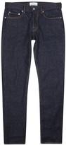 Stone Island Blue Straight-leg Jeans