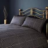 Biba Giselle jacquard pillowcase pair