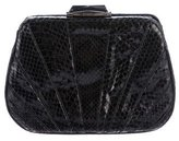 Kotur Snakeskin Evening Bag