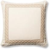 Sail 20x20 Pillow - Natural Sunbrella - Miles Talbott