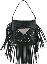 Sara Battaglia Amber cross body bag - women - Calf Leather - One Size