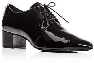 Giuseppe Zanotti Women's Chunky Heel Loafers