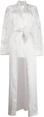 La Perla Fall In Love silk robe