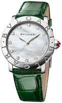 Bvlgari Mother-of-Pearl and Diamond Bulgari Bulgari Lady Watch 33mm