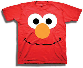 Sesame Street Sesame Elmo Toddler Boys Graphic Tees Boys Crew Neck Short Sleeve Graphic T-Shirt-Toddler