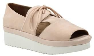L'Amour Des Pieds Alison Peep Toe Platform Sandal