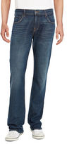 7 For All Mankind Bootcut Stretch Jeans - Dark Wash