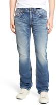 Rock Revival Men's Alternative Straight Leg Jeans