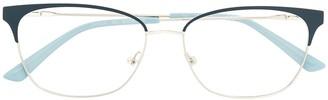 Calvin Klein Rectangular Glasses