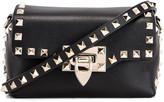 Valentino Rockstud Mini Crossbody Bag in Nero | FWRD