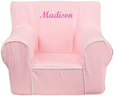 Flash Furniture Personalized Kids Cotton Foam Chair