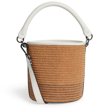 BRUNELLO CUCINELLI KIDS Leather Cross-Body Bag
