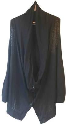 Graham & Spencer Black Cotton Top for Women