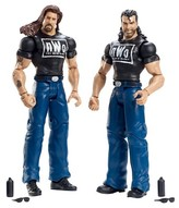 WWE Battle Pack Scott Hall and Kevin Nash Figure 2-Pack