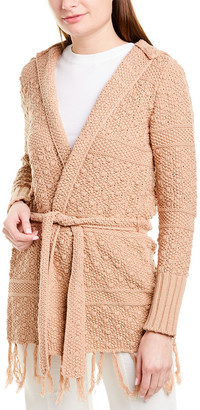 Saltwater Luxe Hooded Cardigan