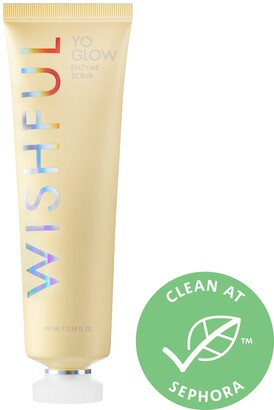 Wishful - Yo Glow Facial Enzyme Scrub