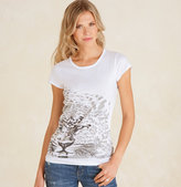Crouching Leopard Graphic Tee