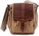 Tsd Turtle Ridge Canvas Crossbody Bag