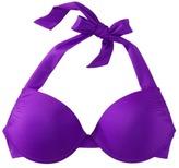 Mossimo Women's Mix and Match Push-Up Swim Top -Grape