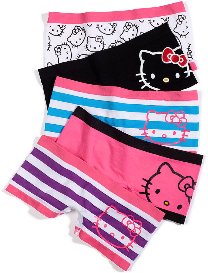 Hello Kitty Age Group Boyshort