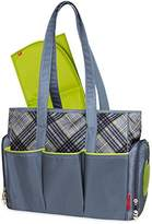 Fisher-Price Fastfinder Deluxe Diaper Bag - Plaid