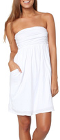 Velvet Barbi White Dress