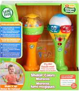 Leapfrog Bilingual Version Learn Groove Shakin' Colours Maracas