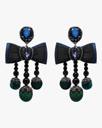 Ranjana Khan Lila Clip-On Earrings
