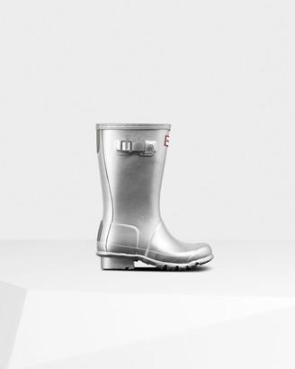 Hunter Original Big Kids Cosmic Rain Boots