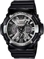 Casio Men's GA200BW-1A G-Shock Magnetic Resistant Resin Digital Watch